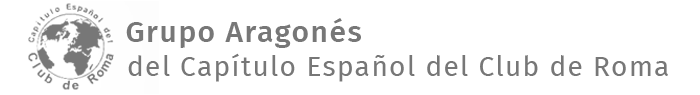 Club de Roma Grupo Aragonés Logo
